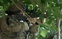 Royal Marines Take Out Taliban Scouts
