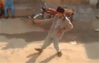 Humor: The Afghan Michael Jackson