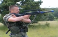 Famas Recoil Smarts Soldiers Face