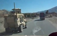 Enemy Contact in Kunar Province Pt 1