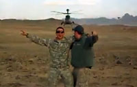 Kiowa Pilots Get Bored in Afghanistan