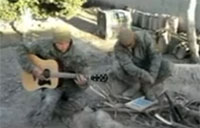 Humor: USMC Washboard Band