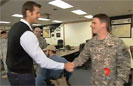 Ben Roberts-Smith Visits US Army Base