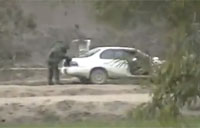 EOD Detonates Car Bomb in Afghanistan
