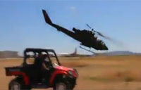 AH-1 Cobra Crashes During Top Gear Stunt