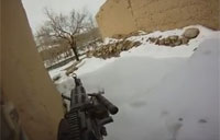 Long & Intense Firefight in Afghanistan Pt 3