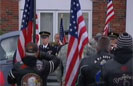 Community Honors a Fallen Hero