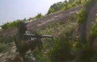 Crazy Close Range Firefight with Taliban