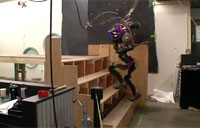 DARPA Robot Masters Stairs