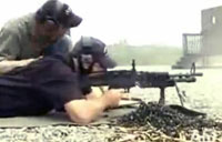 M-60 Evaluation (US Machine Gun)