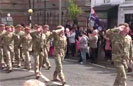 Mercian Regt at Holywood