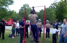 Marine Schools NYPD on Pullups