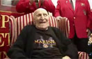 Oldest Living Marine Dies at 105