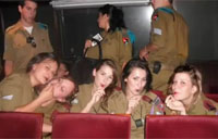 IDF Girls Just Wanna Have Fun