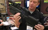 Nemesis Arms Take Down Multicaliber Sniper Rifle