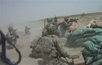 4-4 CAV in Afghanistan