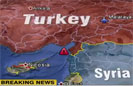 Turkish Plane Lost Near Syria