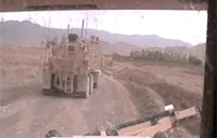 Huge Taliban IED Hits Buffalo