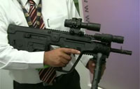 X95 Flat Top Assault Rifle