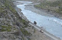 TOW Shot by 101st at Bar Kunar