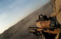 Intense Taliban Ambush in Helmand