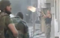 Syrian SpecOps Engages al-Qaeda