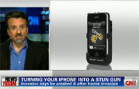 Army Reservist Creates iPhone Stun Gun