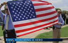 Texas Conducts Final Salute to Soldier