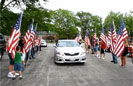 Community Welcomes Home a Warrior
