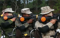 Military's Top Shooters Go Head to Head