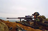 LZH Firefight in Afghanistan