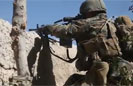 Marines Engage Taliban in Sangin