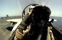 F-18 Carrier Ops, Top Gun Style