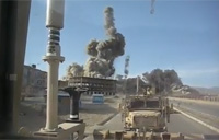 Taliban Silenced by Massive JDAM