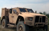 Oshkosh Joint Light Tactical Vehicle Demo