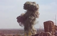 1,000lb JDAM Finishes Off Taliban