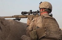 Scout Snipers Operation in Helmand