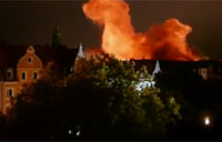 WWII Bomb Gets Blown Up in Munich