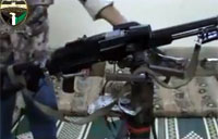 Rebels Create a Remote Machine Gun
