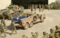 5 Fallen Australian Soldiers Head Home