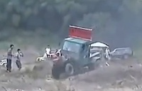 Chinese Army All Terrain Vehicle