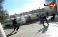 FSA Ambush Backfires Badly