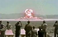 Before 3DTV, They Had Nuclear Explosions