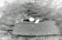 FLIR Clip of 2009 Attack on ANP Station