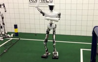 Navy Robot Does Gangnam Style