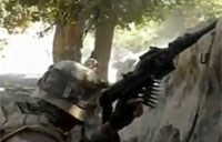 French Marines Engage Taliban in Kapisa
