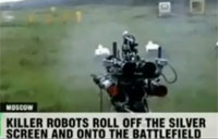 Military Robots Straight Outta SciFi
