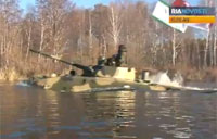 Russian Light Infantry Vehicle Stunts