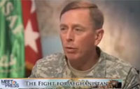 Petraeus - Trillions in Afghanistan