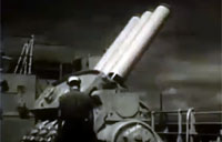 305mm Antisubmarine Mortars